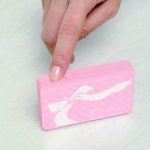 女子トイレのエチケットに持ち運べる『ケータイ音姫』発売へ