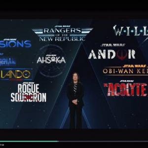 怒涛の新作ラッシュとなった「Disney Investor Day 2020」 マーベルやスター・ウォーズ作品が続々