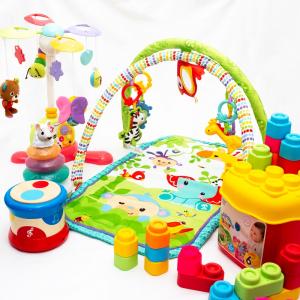 0~2歳児に人気なのは? 乳幼児向けおもちゃサブスクサービス『トイサブ!』がランキングを発表