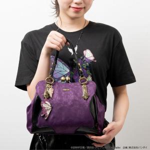 まさかのコラボ!ANNA SUI×『鬼滅の刃』禰豆子&胡蝶姉妹イメージのバッグやアクセサリーなど全48アイテム登場