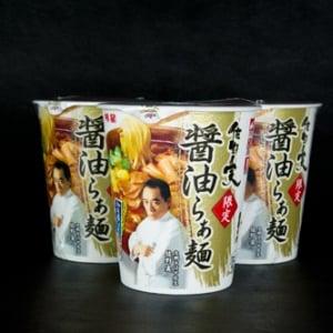 佐野実 限定醤油らぁ麺(明星食品)フォトレビュー