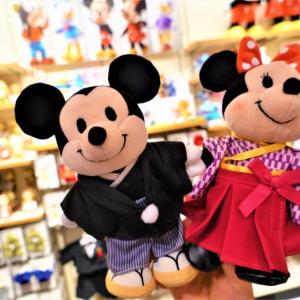 紅白だるまのミッキー&ミニーがかわいい!ディズニーストアにお正月を彩るグッズがたくさん登場したよ