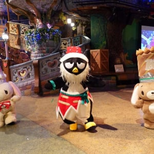 サンリオピューロランドのXmasはレインボーがテーマ! カラフルなクリスマスイベント「PURO RAINBOW CHRISTMAS」開催中