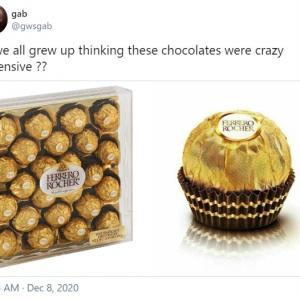 こういうチョコは高いって思ってた人? 「親が子どもを洗脳するから」「チョコレートの値段はその国の経済力次第」