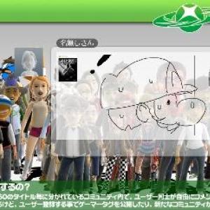 WiiUの『Miiverse』をパロった『箱バース』サービス登場