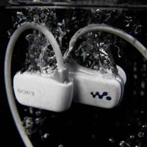 """""""ウォークマン""""Wシリーズ NWD-W273(SONY)フォトレビュー"""