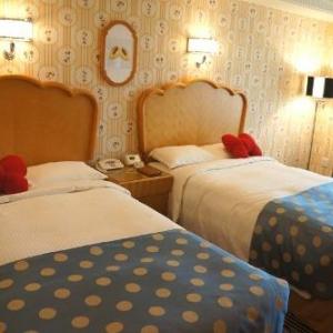 超キュートな「ミッキーマウス&ミニーマウスルーム」レポート! アンバサダーホテルがリニューアル