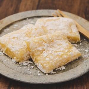 秋田名物「バターもち」を作る方法とは? 「餅に砂糖、バターは罪深い美味しさ」「これは禁断の塊」
