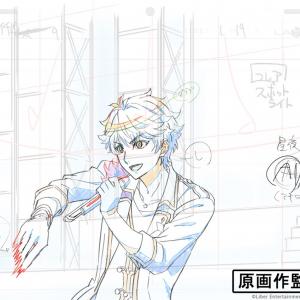 """3Dでは出来ない!""""ぬるぬる動く""""と話題の2Dライブシーンは""""ほぼ原画""""3000枚!TVアニメ『アイ★チュウ』第1話スペシャルOPスタッフインタビュー"""