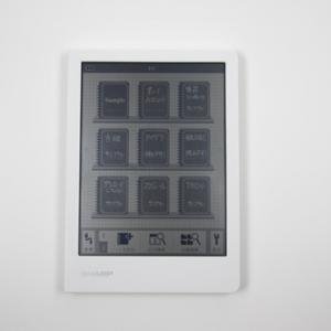 電子ノート WG-N10(SHARP)フォトレビュー