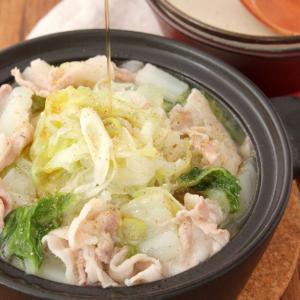 「ネギがとろあま鍋」を作る方法とは? 「豚バラとほんと合う」「ネギも豚も甘くてトロトロ」