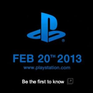 2月20日は『Play Station4』の発表で確定 「PS4発表の会場がメールされてきた」とツイート