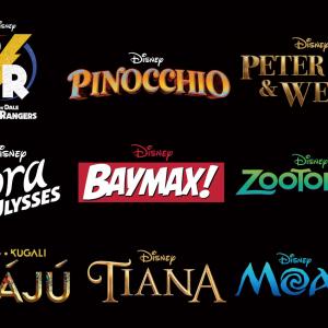「ディズニープラス」実写 13 作品・アニメーション 7 作品がラインナップ 『ズートピア+(原題)』『ベイマックス(原題)』など