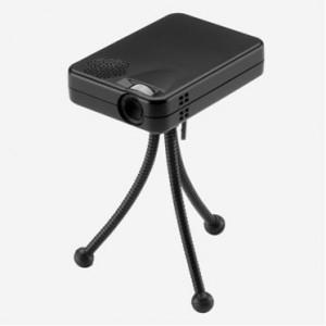 1万円台、小型三脚付き、USB接続で使える『ミニUSBプロジェクター 400-PRJ001』