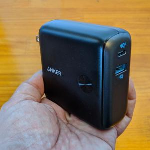 朗報! 1台2役の人気製品が大容量で20W出力・PD対応になった「Anker PowerCore Fusion 10000」がついに国内発売