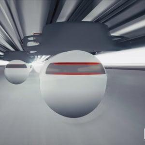 次世代型高速輸送システム・ハイパーループの乗車体験動画が公開 「この計画が実現するまでは生きていたい」「結局実現するのって20年くらい先でしょ」