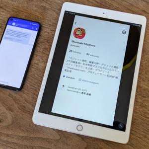 AndroidユーザーがiPad Wi-Fiモデルを使って「Clubhouse」を利用開始する方法