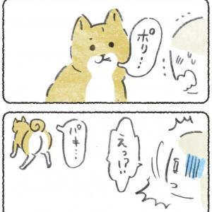 """漫画「柴犬の横で""""G""""を〇〇したら恐怖した話」がネットで反響"""