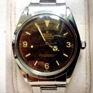 オトナの時計投資:エクスプローラーⅠを「偏愛する」有名芸能人たち