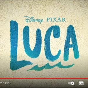 ピクサーが新作『ルカ』のティザートレーラーを公開
