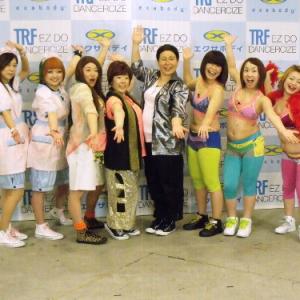 ご褒美はTRFとしてステージデビュー!?よしもと女芸人が『TRF イージー・ドゥ・ダンササイズ』で一ヶ月ダイエットに挑戦