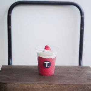 奈良のブランド苺「古都華」を贅沢に使用したドリンクが期間限定で発売!
