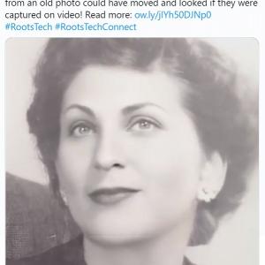 ディープラーニングで写真の人物に動きをつけるMyHeritageの「Deep Nostalgia」