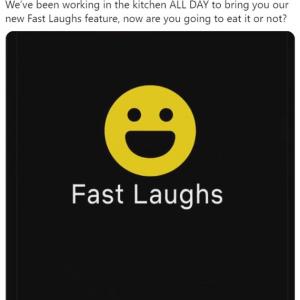 Netflixが一部の国のiPhoneユーザー向けにショート動画「Fast Laughs」の提供を開始