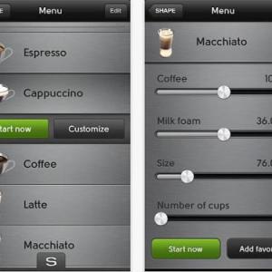 iPhoneで自分好みのコーヒーが作れる!コーヒーメーカーと連携させる世界初のiOSアプリがローンチ