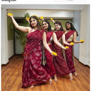 新商品アピールにボリウッド映画のようなダンス動画を公開するインドのオンラインショップ
