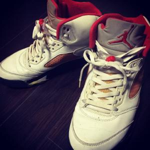 エアジョーダン好きが語る「靴は履かなきゃ意味がない!」バッシュの流儀