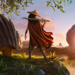 """""""リモート製作""""で完成 映像美が話題の『ラーヤと龍の王国』を作り上げた豪華スタッフたちとは"""