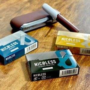 ニコチンゼロでも強メンソールの爽快感! 新発売の『NICOLESS ストロングメンソール』を喫煙してみた