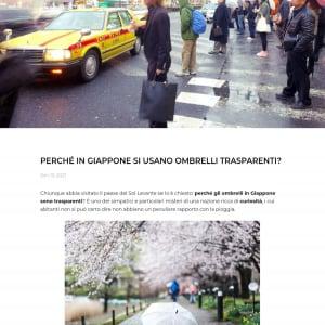 「日本人ならではの発明」「デザインがキュート」 イタリア・ミラノのブランドがビニール傘を日本文化として紹介→絶賛の声集まる