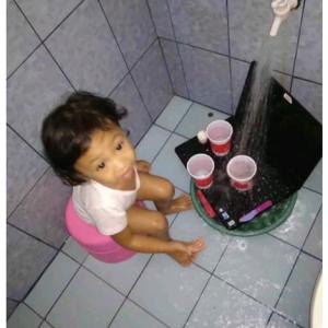 子どもがいる家庭の大変さがわかる写真 5選
