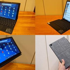 「ASUS Chromebook Detachable CM3」レビュー 横置き・縦置きに対応してタブレットにもなる2 in 1は今ならお値段3万5800円