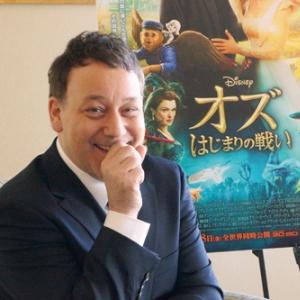 """サム・ライミ監督インタビュー「""""陶器の少女""""は日本のアニメのヒロインに似ているかも」"""