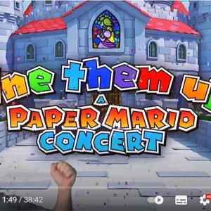 160人以上のミュージシャンが参加した『ペーパーマリオ オリガミキング』のリモートコンサート