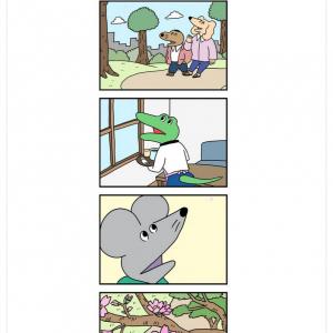 あの最終回から1年……「100日後に死ぬワニ」公式アカウントが「それでも」という4コマ漫画を投稿