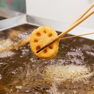 串カツ田中、串カツの衣を糖質40%オフにリニューアル 対象メニュー40円引きキャンペーンも