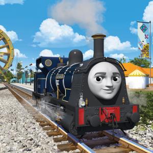 実はパワフルで力持ちな新キャラクター<サニー>を徹底解剖! トーマスも羨む最先端技術