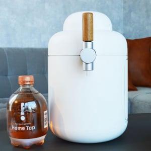 家で本格できたて生ビールを飲める最高の贅沢! 会員制サービス「キリン ホームタップ」が幸せを運んできてくれる