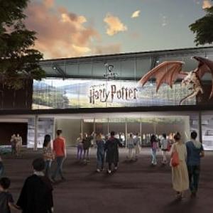 「ハリー・ポッター」の世界を体験出来る『スタジオツアー東京』公式サイトオープン! ロンドンに次いで世界で2番目の開設