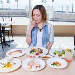 さくら香るソースのローストビーフを召し上がれ!グランドニッコー東京ベイ 舞浜の「さくらスイーツブッフェ」に行ってきた
