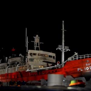 大人の超合金 南極観測船 宗谷(第一次南極観測隊仕様)魂ウェブ(バンダイ)フォトレビュー