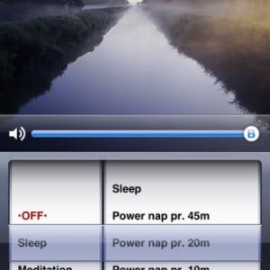 はねプリ第40回「今回は眠れるアプリの紹介」 – 『SleepStream 2: Sleep. Relax. Escape. Enjoy.』
