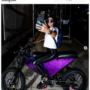 Indiegogoですでに1億円以上を集めたサイバーパンクな電動自転車「XION CyberX」