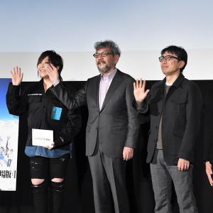 庵野秀明「こういうところはNHK撮ってない」「誤解されているけど、僕は自分だけで作りたくないんです」『シン・エヴァンゲリオン劇場版』裏話と感謝を述べる