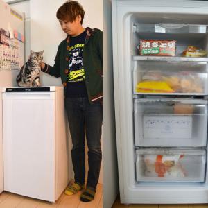 """冷凍庫が2つある暮らしを始めてみたらいろいろ充実した話 ハイアールの""""セカンド冷凍庫""""レビュー"""