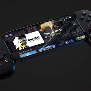 iPhoneが最強のゲーム機になる! モバイルゲーミングデバイス「Backbone One」
